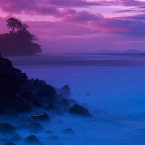 tanjung kasuari by Ully Zoelkarnain - Landscapes Sunsets & Sunrises