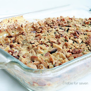 Swiss Cheese Chicken Casserole