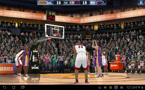 Screenshots  NBA 2K13