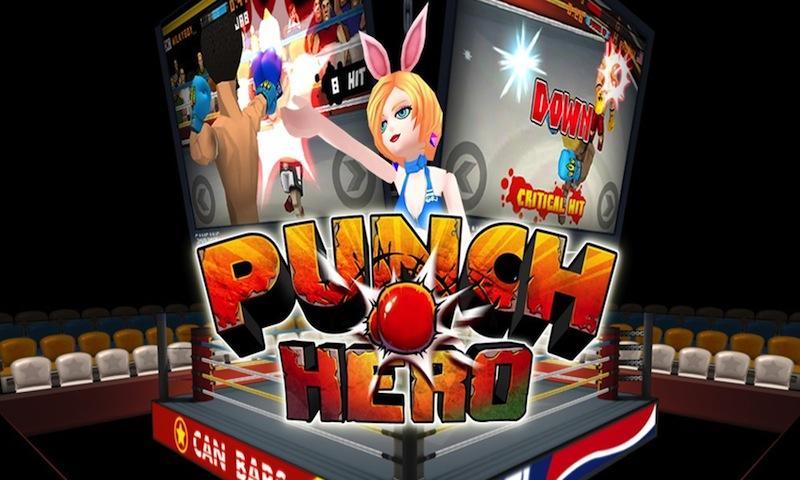 Punch-Hero 29