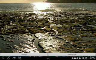 Screenshot of HD Video Live Wallpapers