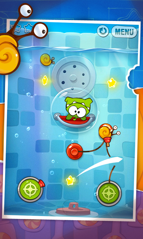 Cut the Rope: Experiments HD Screenshot 8