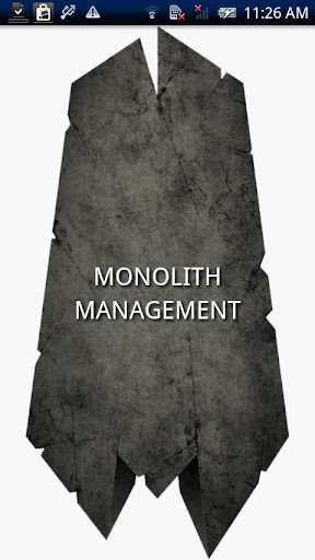 MonolithManagement For Bands