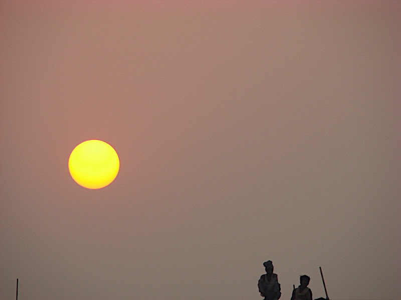 Sunset. Tarun Chandel Photoblog