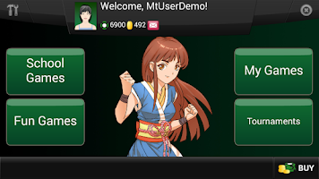 Screenshot of MahjongTime