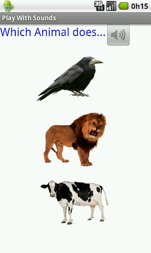 免費解謎App Play With Sounds - Animals 阿達玩APP