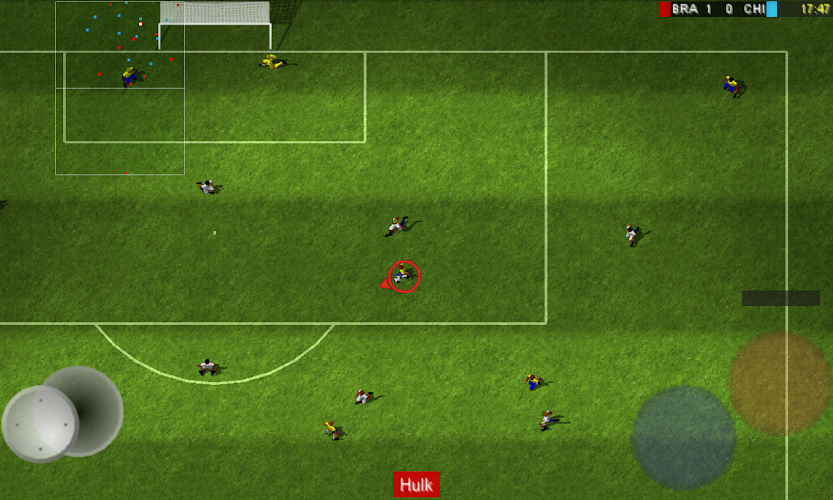 Super Soccer Champs FREE Android App Screenshot