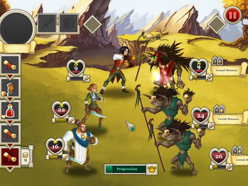 Heroes & Legends: Conq Kolhar - screenshot