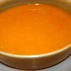 South African Butternut Soup