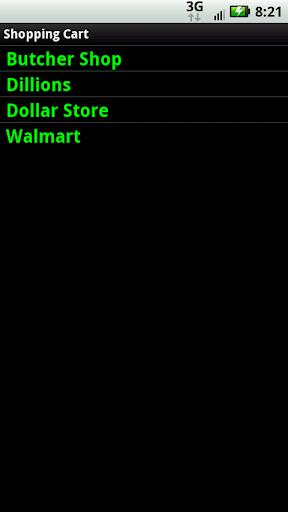 【免費購物App】購物車-APP點子