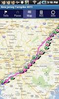Screenshot of New Jersey Turnpike 2014