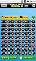 Screenshot of Tambola Bingo Lite