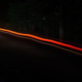 by Suneer Subair - Abstract Light Painting