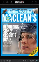 Screenshot of Maclean's
