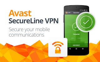 Screenshot of SecureLine VPN