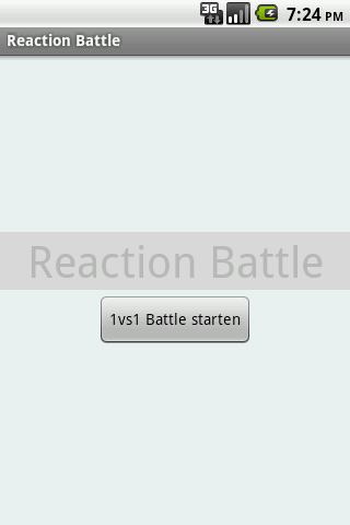Reaction Battle