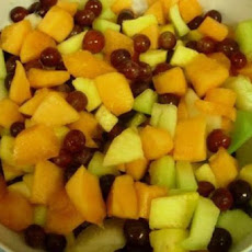 Fancy Fruit Salad