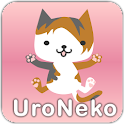 "walking Cat ""Camo"" icon"