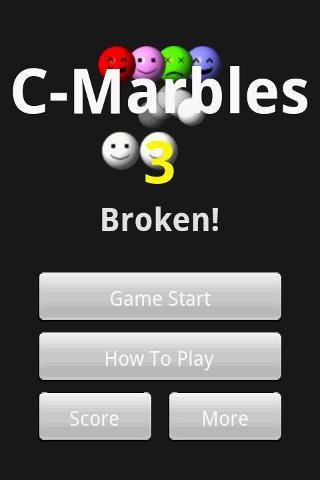 C-Marbles 3 [broken]