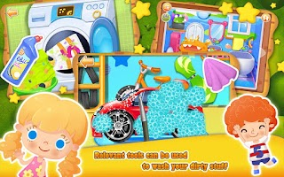 Screenshot of Candy's Home