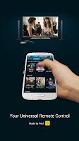 Screenshot of Samsung WatchON™ (On TV)