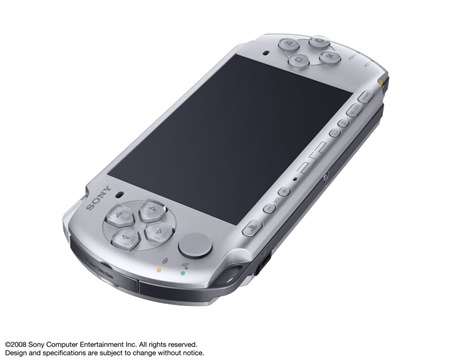 Mystic silver_PSP-3000
