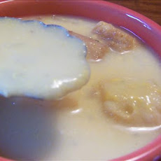 Rissy's Beer Cheese Soup