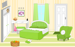Screenshot of Escape Diamond Bed Room