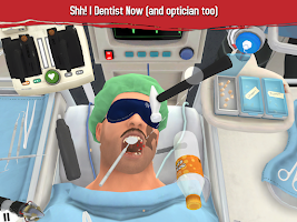 Screenshot of Surgeon Simulator