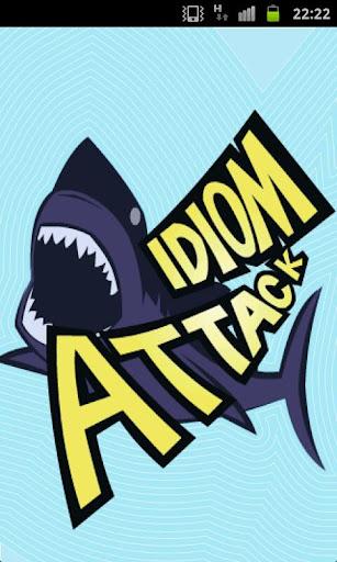 Idiom Attack Eng-Jap