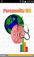Screenshot of Personality MD