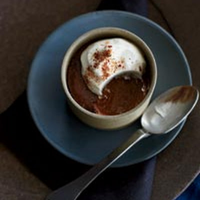 Mayan Chocolate Pudding