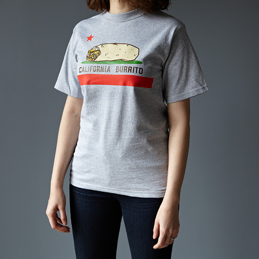 California Burrito T-Shirt