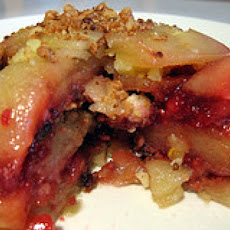 Quick Apple Dessert