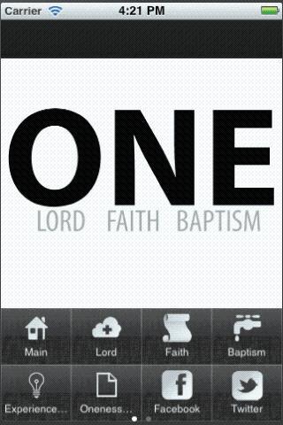 One Faith App
