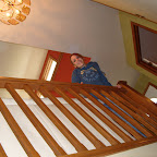 Looking Upstairs