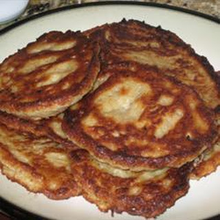 Fried Potato Cakes (Latkes)