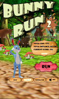 Screenshot of Bunny Run and Jump