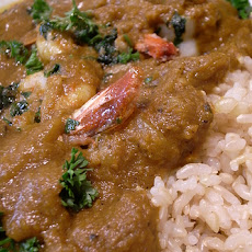 Shrimp-and-Quince Curry