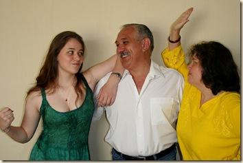 feuding family - jorge corrianne tatiana - xmas 2007