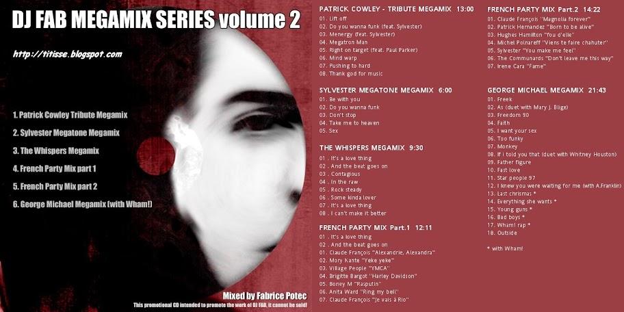 Dj Fab Megamix Series Vol 02