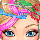 Game Hair Salon Makeover APK for Kindle