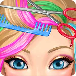 Cover art Hair Salon Makeover