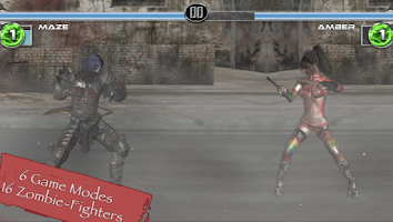 Screenshot of Beyond Fighting 2: Undead