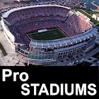 Pro Football Stadiums Teams icon