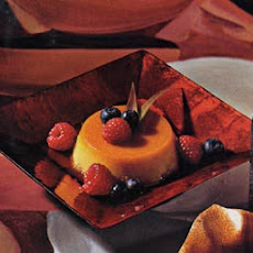 Pineapple-Caramel Flan