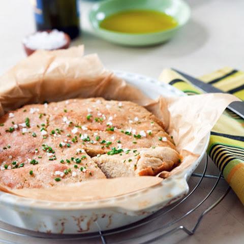 Gluten-Free Grape Focaccia With Rosemary Recipe — Dishmaps