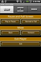 Screenshot of June Controller Free