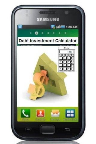 Debt Investment Calculator