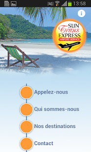Sun Trans Express - screenshot